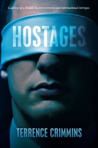 Hostages by Terrence Crimmins - Book Cover