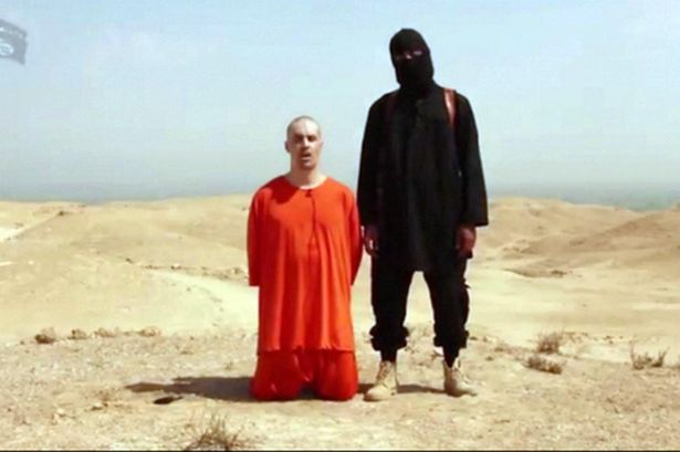 A-video-posted-on-youtube-reputedly-showing-the-beheading-of-American-journalist-James-Foley