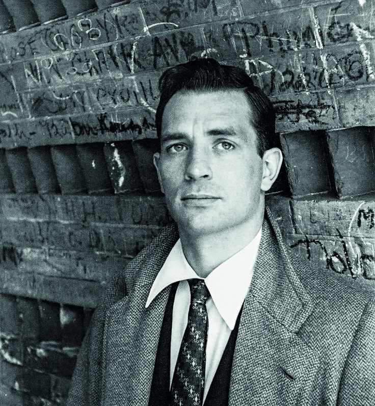 a biography of the life and literary works of myth maker jack kerouac Inspired by jack kerouac's adventures  a skilled maker of  this sonorous and spiritually playful book is one of jack kerouac's most boldly experimental works.